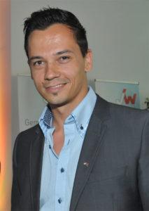 Christoph Heumader freut sich auf die zahlreichen Bewerbungen für den Jungunternehmerpreis 2013. Quelle: WKO OÖ