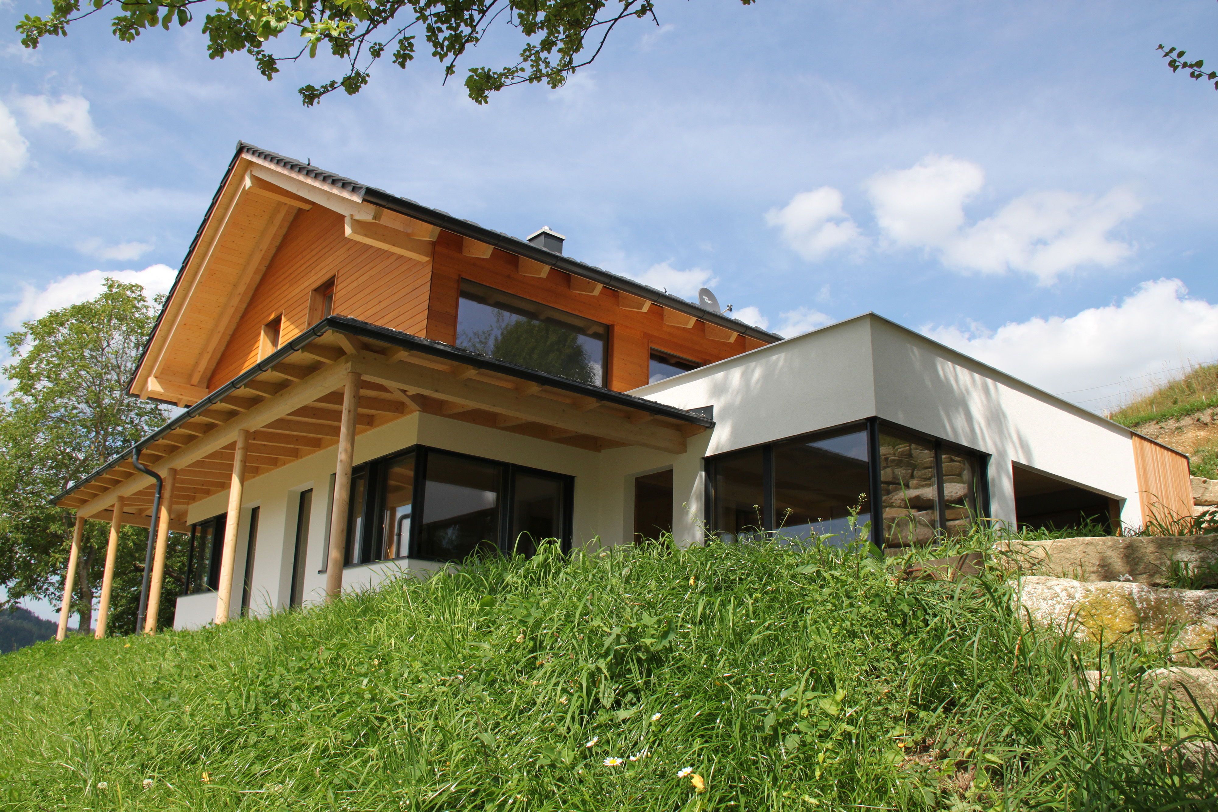 Haus am Teich Foto resch engineering